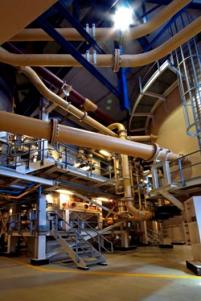 HHNK – migration of burner control system