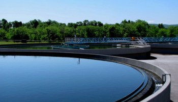 DuPont waste water treatment project.