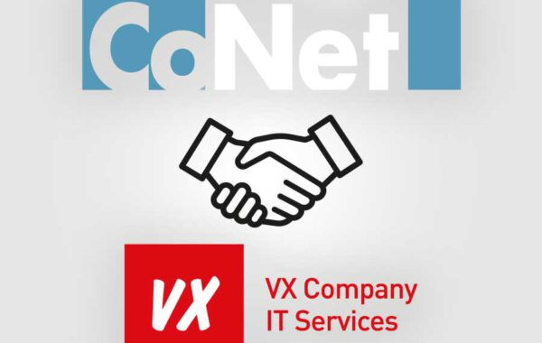 Collaboration CoNet and VX Company – Partners in IT
