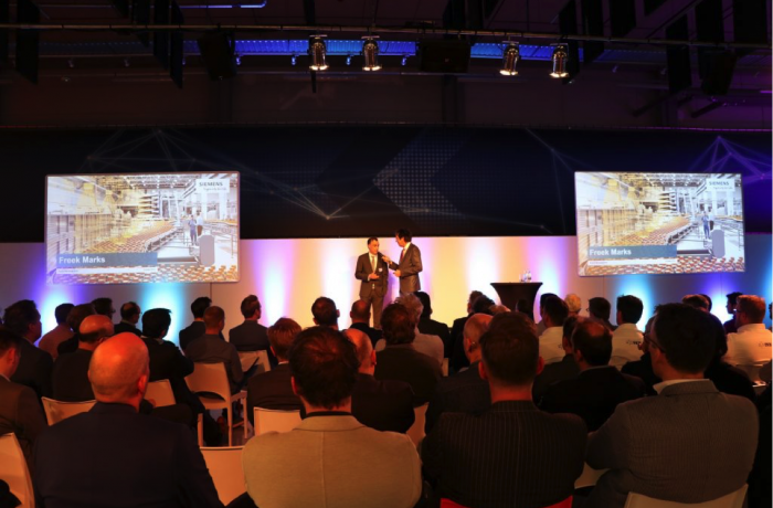 Masterclass CoNet during the Siemens  Food & Beverage event